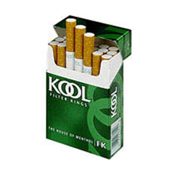Kool Light Ciga... Camel Cigarettes Types