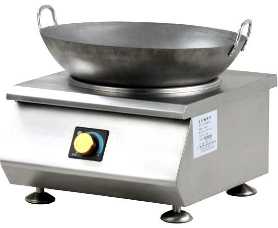 China The cooker with small wok series JK-01TP3840-3K5 namesJK-01TP3840-3K5