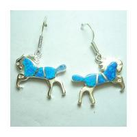 Quality Opal 22OP0150 Horse Earring for sale
