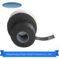 black high voltage waterproof self fusing rubber tape
