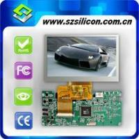 Quality Car Monitor Control Board with Monitor Display for sale