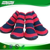 China pet shoes,dog shoes,waterproof dog shoes,rubber dog boots on sale
