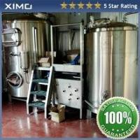 Quality Gold supplier !! 500l brewery equipment for sale for sale