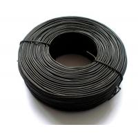 Buy cheap Black Wires Black Annealed Tie Wire product