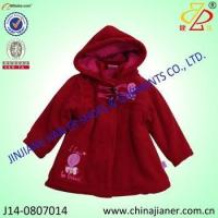 Quality new produce hotsale toddler clothes for girls,kids girl jacket made in china for sale