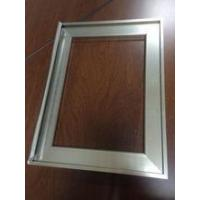 Quality aluminum cabinet door frame extruders for sale