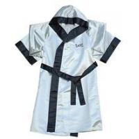 Quality Gray Stain Boxing robe for sale