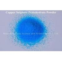 Buy cheap Copper Sulfate Pentahydrate feed grade from wholesalers