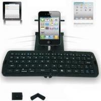 Quality 2016 High Quality Bluetooth Keyboard with Stand for sale