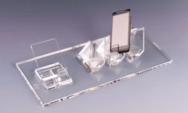 Buy 2016 NEW Custom Design & HOT Sale Acrylic Mobile Phone Holder Display at wholesale prices