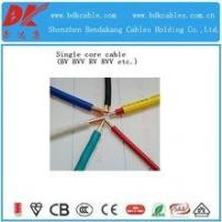 Quality Copper Conductor House Wiring Cheap Building Cable for sale