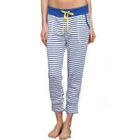 Quality WOMEN HOME Casual Women Striped Wholesale Pajama Pants for sale