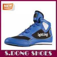 Quality 2016 New model high top fashion custom boxing shoes men for sale