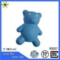 Quality Wholesale Pet toy hollow rubber bear toy for sale