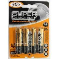 China Super Alkaline AA / LR6 / AM3 BATTERY on sale