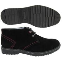 MEN SHOES STYLE NO.1983F-1-20K BLACK
