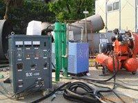 Quality High speed arc spraying equipment application fields for sale
