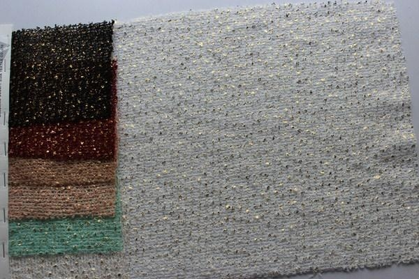 Buy KNIT HACCI FABRIC HACCI FABRIC FOIL GOLD at wholesale prices