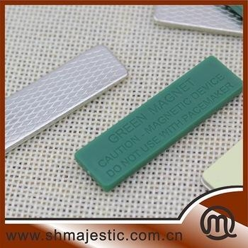Buy Wholesale Green Plastic Magnetic Clip For Clothes at wholesale prices