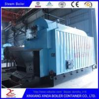 Quality 6 Ton one hour 16 Bar or 25 Bar Superheated Steam Boiler with Factory Installation Service for sale