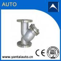 Quality VALVE Flanged Y-strainer for sale