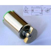 Quality Humanized design and low noise micro dc vibration motor for sale