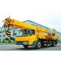 2014 hot sale! 16T mobile crane for trucks with 4 axles for sale