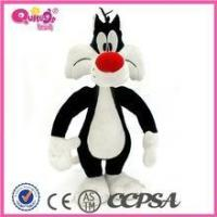 Brand Products OEM cute cat plush toy kids cat toys