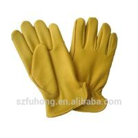 Quality Special Design ,good Quality Adult Work Glove Deerskin Glove for sale