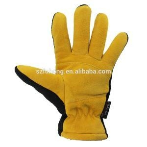 Buy 3M Split Deerskin Leather Working Glove With Full Lining at wholesale prices