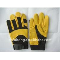 Quality High Quality For General Work Deerskin Safety Glove for sale