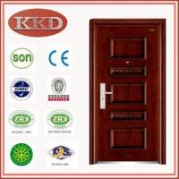 Quality Commercial Steel Security Door KKD-523 for Project for sale