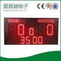 Quality Hidly waterproof RF control america led score sign factory for sale