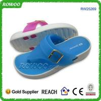 Buy cheap summer eva injection slippers from wholesalers