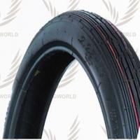 Front tire Classic look with excellent performance