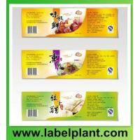 Buy cheap adhesive-label 004 packing adhesive label product