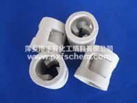 Ceramic Tower Packing Ceramic Pall Ring