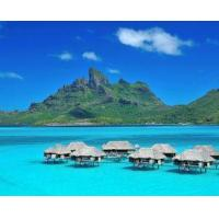 China All Inclusive Overwater Bungalows , Australia Over-Water Prefabricated Bungalow on sale