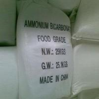 Buy cheap Ammonium Bicarbonate 99% Min Chloride product