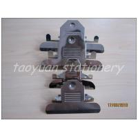 Quality metal clip 85mm plain metal jumbo clip for sale
