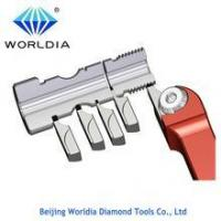 Quality Diamond Cutting Tool PCD Grooving Insert for sale