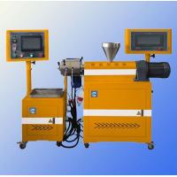 Quality Filter testing machine SY-6216-BGLab single screw extruder/Filtrability test for sale