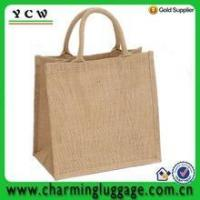 Quality Handbag cheap jute tote bag wholesale for sale