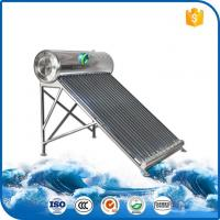 China Non-pressure Solar Water Heater Without Assistance Tank on sale