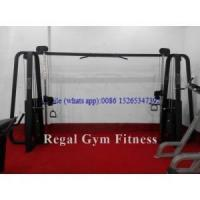 China China Manufacturing Fitness Equipment Adjustable Cable Crossover Machines on sale