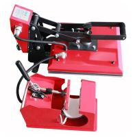 Quality 2IN1 mug/t-shirt high quality heat press machine for sale