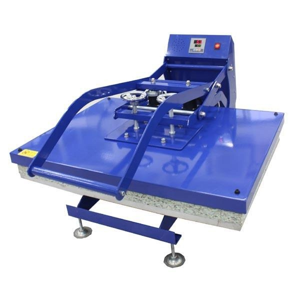 Buy high quality manual big format heat press machine at wholesale prices