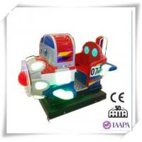 Quality Racing Jet Hot cheap kiddie ride / children indoor ride machine for sale