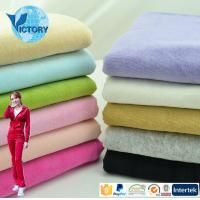 Buy cheap Victory Textile 80% Cotton 20% Polyester Knitted CVC Fabric Velvet product