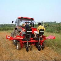 China Double rows tractor cassava planter for sale on sale